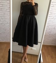 Nowa sukienka Asos midi lipsy Lou sugarfree missguided zara lavika hm