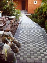 Укладка тротуарной плитки,облицовочной ,бетонные и сварочные.Без пос.