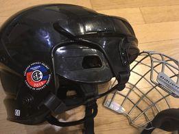 Kask hokejowy CCM FL40 + krata, Junior, rozmiar L