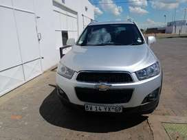 Chev Captiva 2.4 7 seater sell or swop