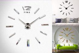 Большие дизайнерские часы на стену Orinal Diy Clock арт. 004