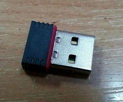 Адаптер wifi для ПК, smart tv, ресивера, тюнера Т2 - чипсет M7601