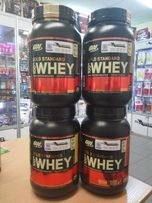 Протеин Optimum Nutrition Whey Gold Standard 450 909 g 2 lbs Оригинал