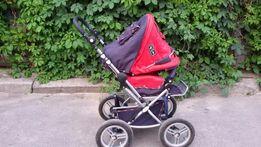коляска 3в1 Супер удобный вездеход АВС дизайн одесса в полныйкомплект