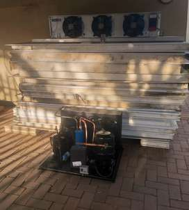 Freezer Room for sale - single phase