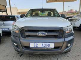 2016 Ford Ranger 3.6 V6 DTCI 6Speed Single Cab,Manual