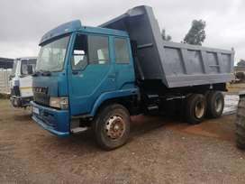 Faw 26 240 tipper 10 cube for sale