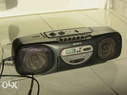 Radiomagnetofon SONY * radio magnetofon radioodtwarzacz * CFS-B31L