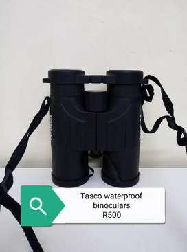 Tasco waterproof binoculars