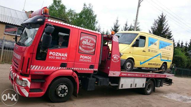 Laweta Poznań Pomoc Drogowa Poznań - image 8