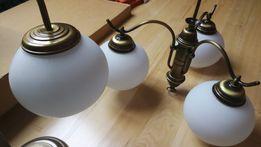 Żyrandol+lampka nocna Jupiter