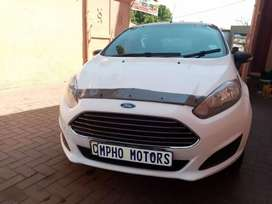 2012 ford fiesta 1.4 in good condition