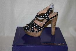 Новые женские сандали-босоножки Madden Girl Mygeе, размер 36,5