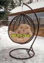 Подвесное кресло кокон в дом. Скидка. Качеля-кокон садовая Эко Премиум
