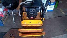 Brand NEW 350kg plate compactor with forward and reverse
