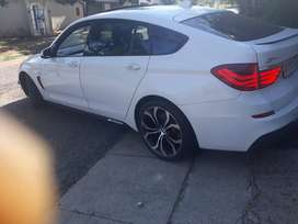 BMW 530b GT in good condition