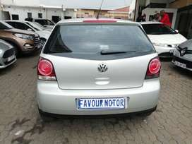 2013 Volkswagen Polo Vivo 1,4 engine capacity