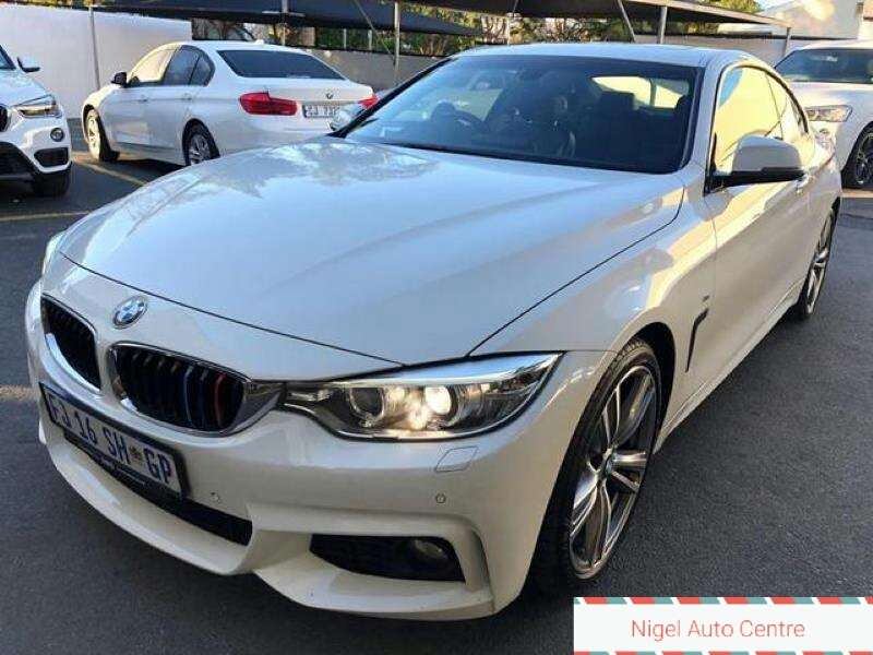 2014 BMW 4 series coupe 428i 0