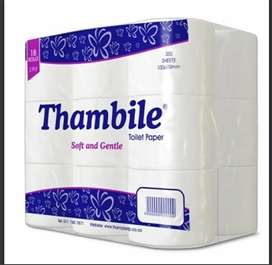Thambile Toilet Paper - 18's