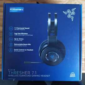 Razer Thresher 7.1 PS4 and PC Wireless