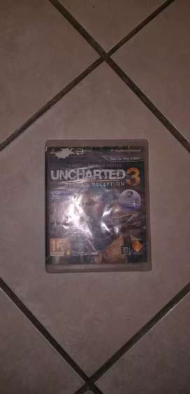 Ps3 game (uncharted)
