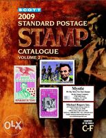 Каталог почтовых марок Scott (6 томов)+16 книг по филателии