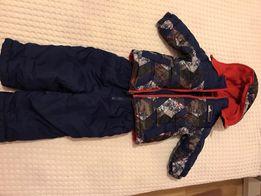 Костюм: куртка і напівкомбінезон