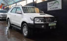2014 Toyota Fortuner 3.0 D4D 4x4