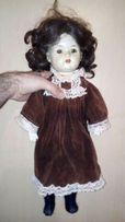 Немецкая кукла антиквариат