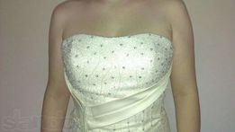 Продам французское свадебное платье Miss Kelly цвета айвори
