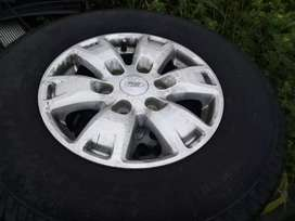 Ranger tyres and rims