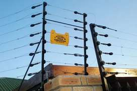 Electric fence and Gate Motors