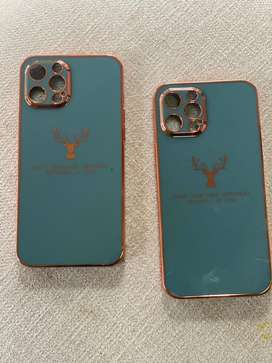 Silicon deer cases for iphone
