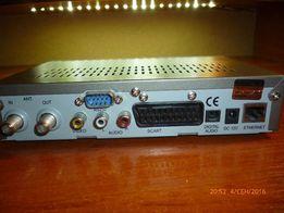 Продаётся спутниковый тюнер DM500-S. 1500 рублей