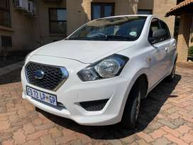 Datsun Go+ 1.2 Lux, full service history with Nissan.