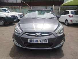 I am selling my lovely 2016 Hyundai Acent 1.6i