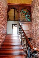 Лестницы. Обшивка деревом. Металлокаркасы и бетонные лестницы