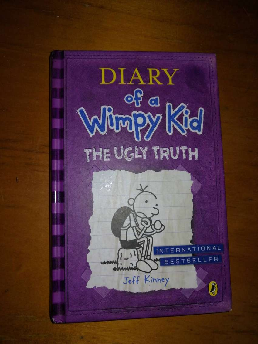 Dairy of a Wimpy Kid-The Hard Truth (hardback) R50 0