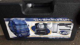 Гайковерт мясорубка ключ колесный редукторный набор дальнобойщик