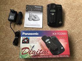 Радиотелефон Panasonic KX-TCD951RUB