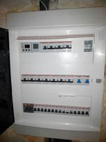 Услуги электрика,электрик,электромонтажные работы,