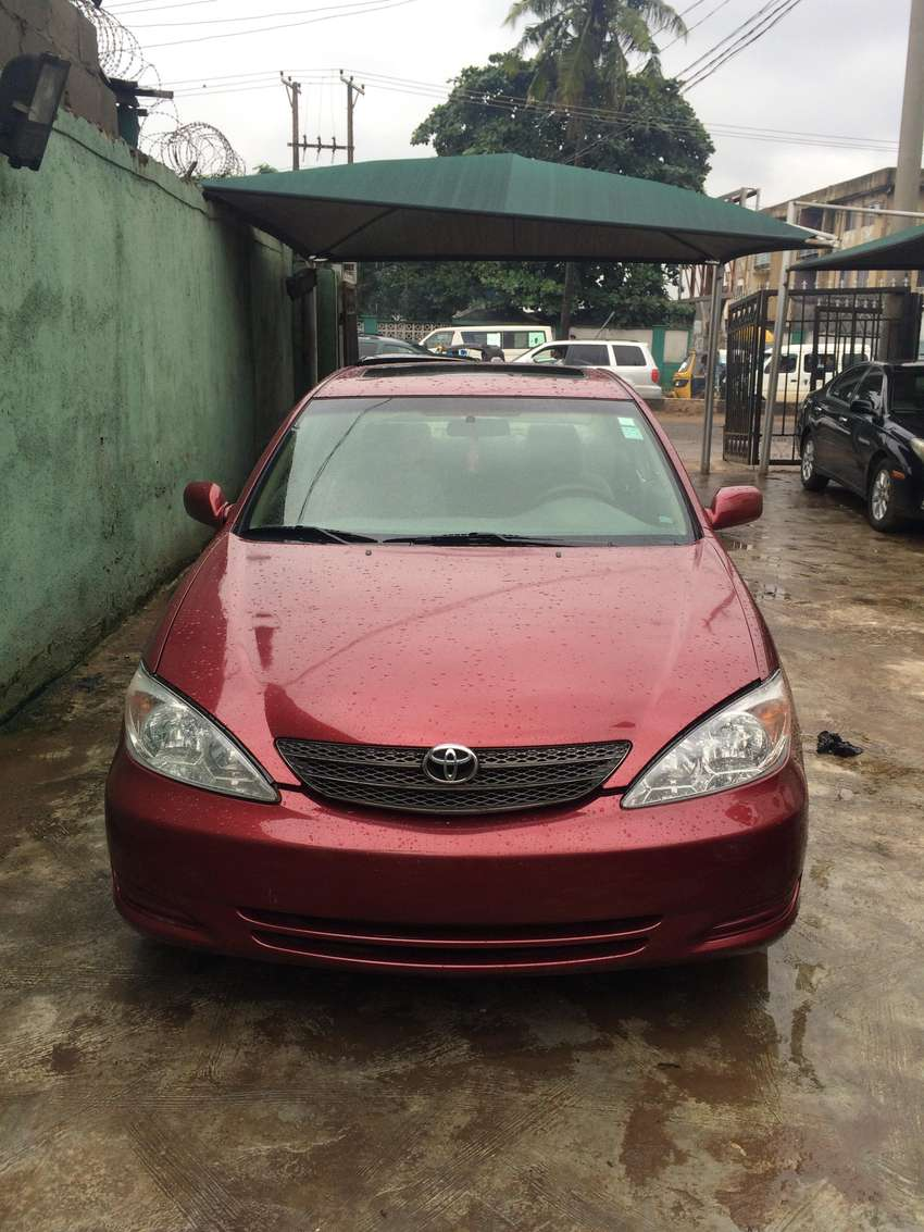 TOYOTA CAMRY FOR SALE 0