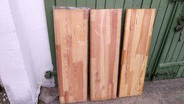 Parapet drewniany sosnowy