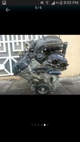 Jeep Cherokee 3.6L Engine stripping for parts