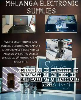 Repair and renew your gadgets