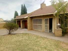 4 bedroom house for sale .Price is negotiable