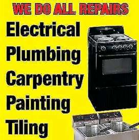 Comfort Handyman Plumbers And Electricians services