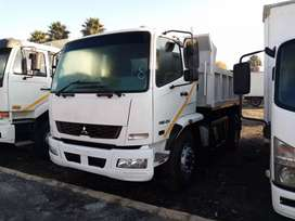 Affordable 10 cube tipper truck for sale