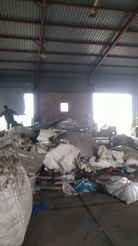 Sell your Non Ferrous Scrap for cash