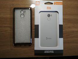 Чехол силиконовый Xiaomi Redmi 4